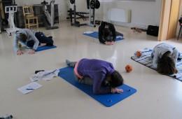 Talleres de formación para profesionales de ayuda Sentir, cuidar y liberar el cuerpo