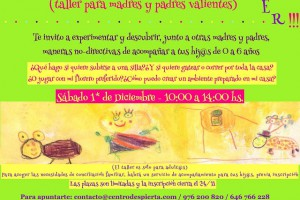 Taller para padres y madres valientes