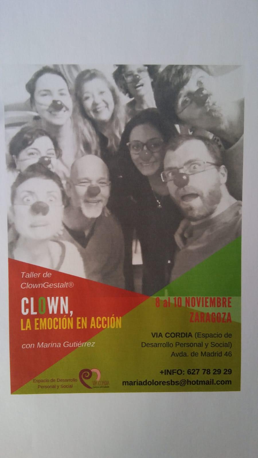 Clown Zaragoza